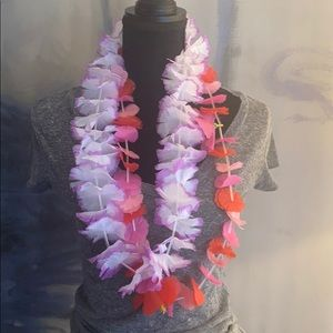 Jewelry - Lot of 2 Floral Hawaiian Leis